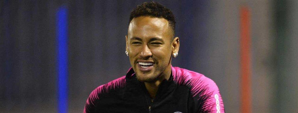 Florentino Pérez puede meter a Casemiro en la operación por Neymar Junior con el PSG