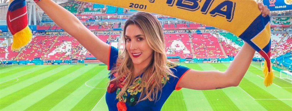 Daniela Ospina presumía de culo, lo que le valió críticas, afirmando que había pasado por el cirujano