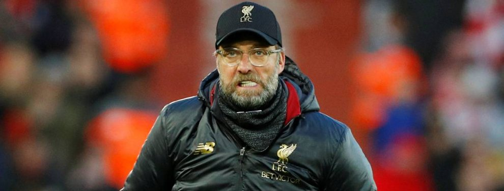 El Liverpool de Jürgen Klopp prepara 150 millones de euros para llevarse a Ousmane Dembélé