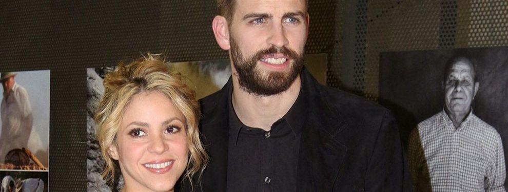 Shakira y Piqué disfrutan de las vacaciones junto a sus hijos, en una foto que ha derretido las redes