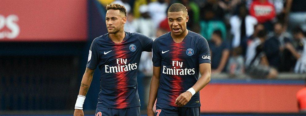 Zinedine Zidane sabe que Mbappé esta complicado y no quiere a Neymar, por lo que pide a Sadio Mané