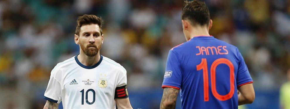 Argentina se enfrenta con Paraguay en el Estadio Mineirao por la segunda jornada del Grupo B