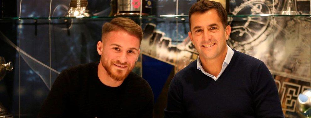 Gustavo Alfaro cuenta con el primer refuerzo de Boca para la próxima temporada: Alexis Mac Allister.