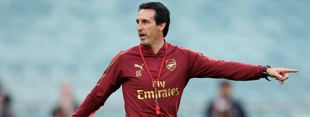 El Arsenal de Unai Emery va muy en serio a por Lucas Vázquez y planea pagar más de 20 'kilos'