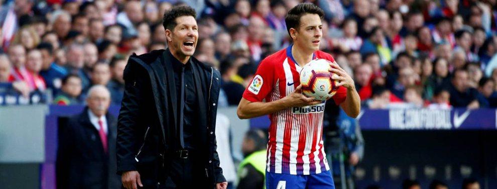 Santiago Arias ha mostrado su intención de cambiar de aires si no le dan oportunidades en el Atlético de Madrid