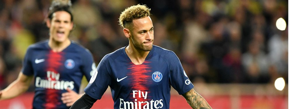El PSG ha tasado a Neymar en 300 millones de euros, una barbaridad que el Barça no pagará