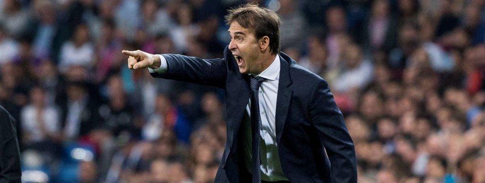 El Real Madrid puede encasquetarle al Sevilla de Julen Lopetegui tres descartes: Reguilón, Ceballos y Vallejo
