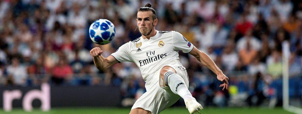 Gareth Bale entraría en la operación por Neymar Junior con el PSG, junto a James Rodríguez