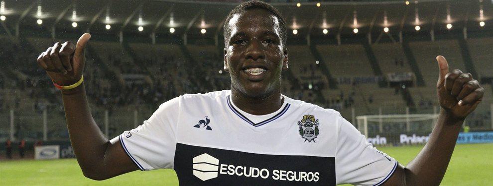 Boca se encuentra en la búsqueda de un delantero y el apuntado para reforzarse es Jan Hurtado.