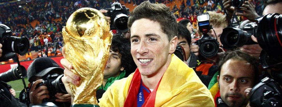 Fernando Torres, apodado el Niño, anunció su retiro del fútbol a los 35 años luego de una exitosa carrera.