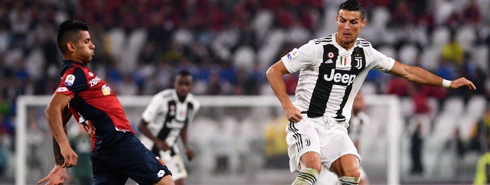Cristian Romero, defensor cordobés del Genoa, podría convertirse en nuevo futbolista de la Juventus.