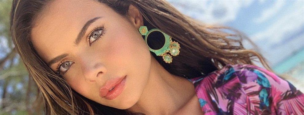 Sin espacio alguno para titubeos, Linda Palacio es uno de los rostros más bellos de todo el territorio colombiano.
