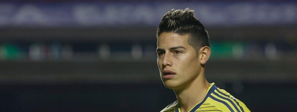 La Copa América le ha caído como anillo al dedo a James Rodríguez, el colombiano sabía que tenía la oportunidad de demostrar.