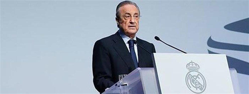 El Real Madrid de Florentino Pérez contará con equipo femenino la próxima campaña