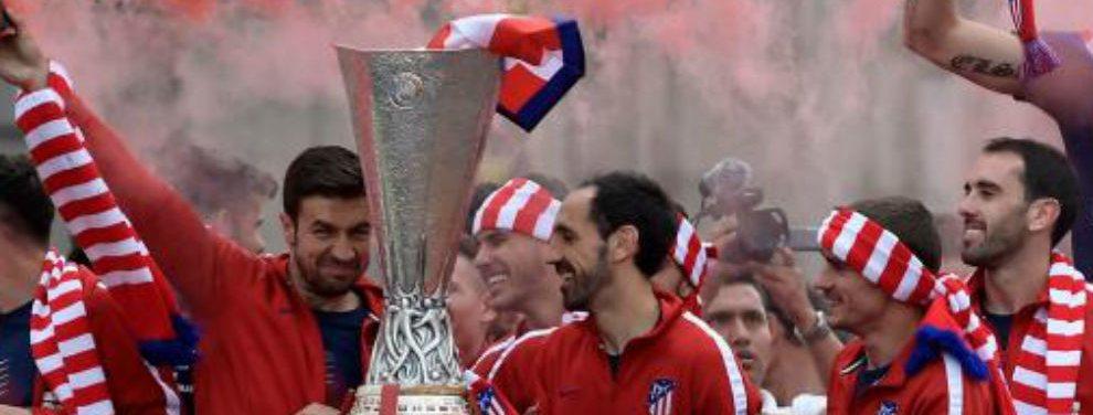 Por muchos jugadores que pasen por el Atlético de Madrid, para el Cholo Simeone el estilo no es negociable