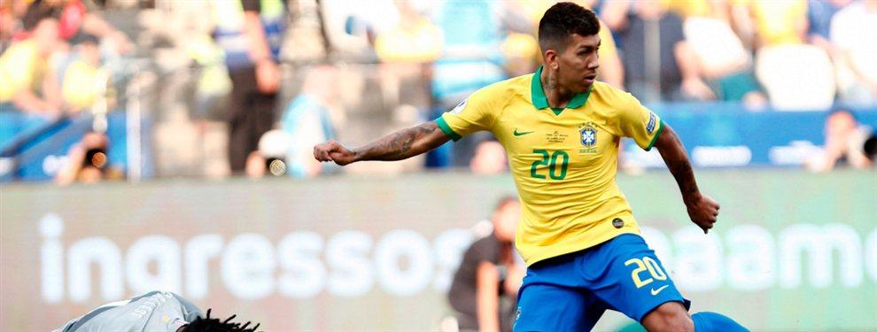 Brasil se impuso por 5 a 0 contra Perú y avanzó a los cuartos de final de la Copa América.