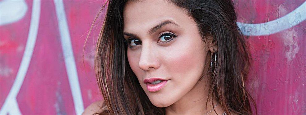 Una prueba de que el cielo existe es Andrea Espada, ya que esta presentadora, influencer y actriz en cada una de sus fotos parece un ángel.