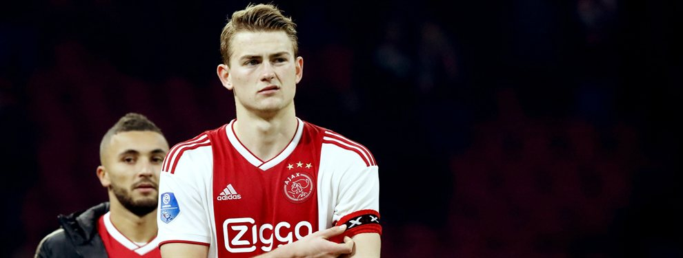 El Ajax parecía el club predilecto en donde el Barcelona conseguiría buena parte de la renovación de su plantilla.