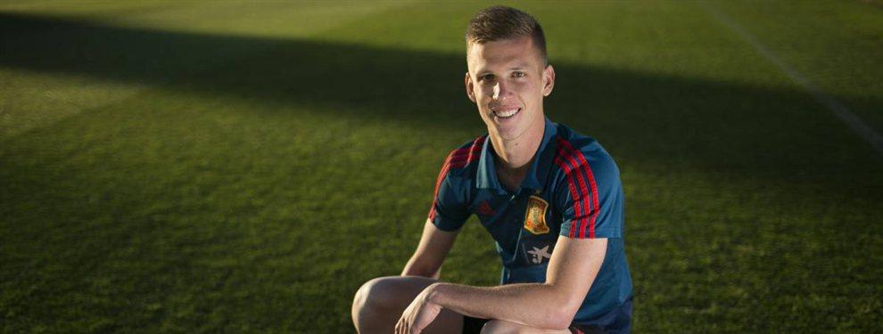 El FC Barcelona podría estar interesado en hacerse con los servicios del joven talento Dani Olmo