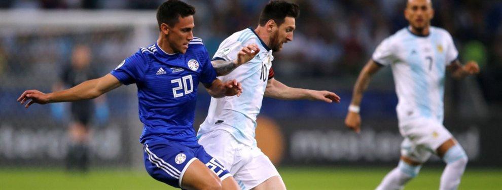 La Selección Argentina se juega la clasificación a los cuartos de final de la Copa América ante Paraguay.