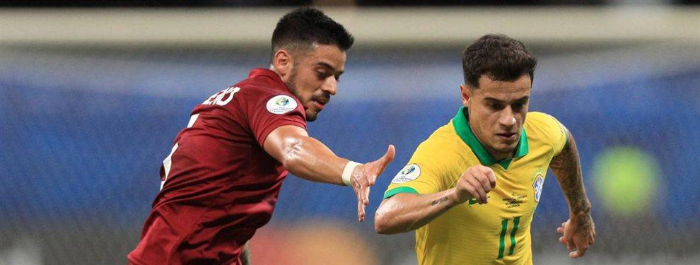 La Copa América hasta el momento está dejando un equipo revelación que estaba anunciado, como es Venezuela.