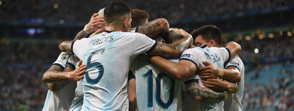 En la última fecha del Grupo B, la Selección Argentina venció por 2 a 0 a Qatar y avanzó a los cuartos de final.