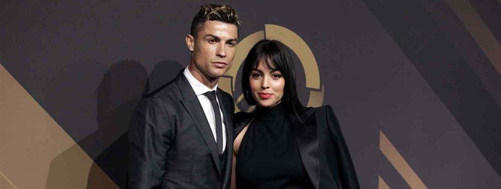 Georgina Rodríguez colgó una nueva fotografía junto a Cristiano Ronaldo que ha paralizado el Mundo