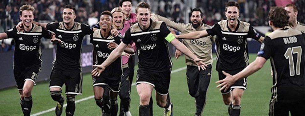 El Ajax ha conseguido algo que hacía años que no pasaba, nos ha hecho soñar con un equipo humilde ganando la Champions League