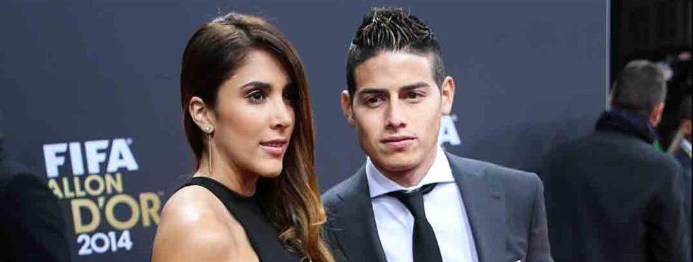 Fernán Martínez, ex manager de James Rodríguez, habló de su relación con Daniela Ospina