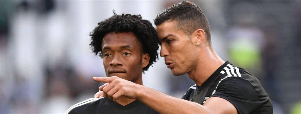 La Juventus de Turín planea lanzarse a por Federico Chiesa, lo que dejaría la puerta abierta a Juan Cuadrado