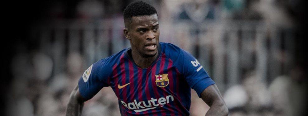 Nelson Semedo puede salir del Barça, que le busca relevo, siendo Kimmich el que más gusta, y poner rumbo al PSG