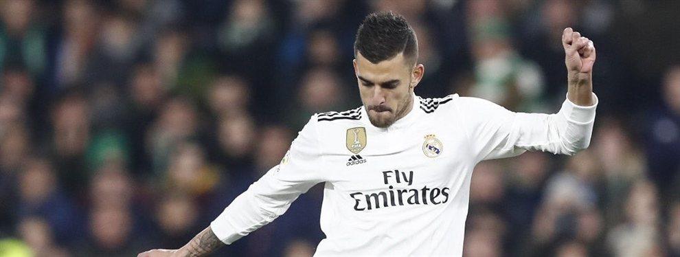 El Milan ha ofrecido al Real Madrid llevarse a Dani Ceballos cedido con opción de compra