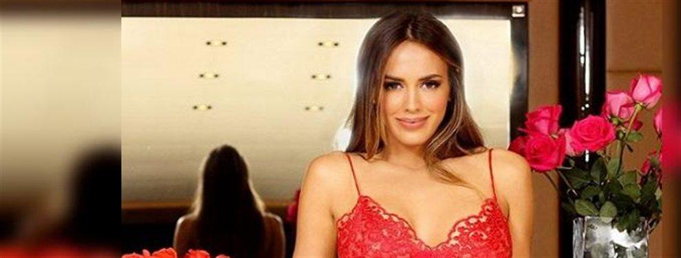 Shannon de Lima colgó un video bailando junto a dos hombres y ninguno de ellos era James Rodríguez