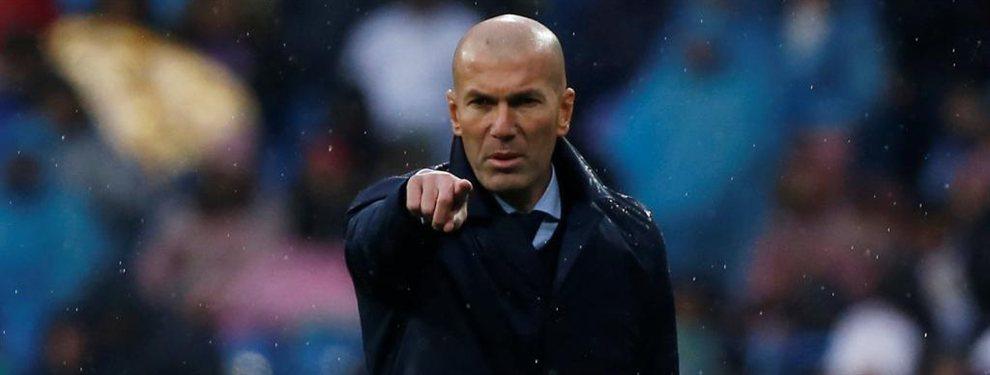 Florentino Pérez negocia por Sadio Mané, del Liverpool, por petición expresa de Zinedine Zidane