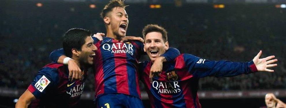 Barcelona alcanzó un acuerdo en el contrato de Neymar y ahora deberá negociar con el PSG.