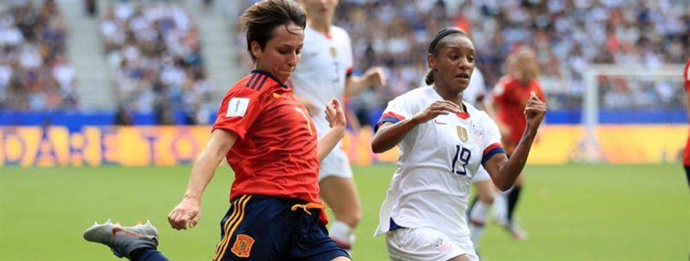 La selección de futbol femenina cayó eliminada frente a Estados Unidos después de un gran partido