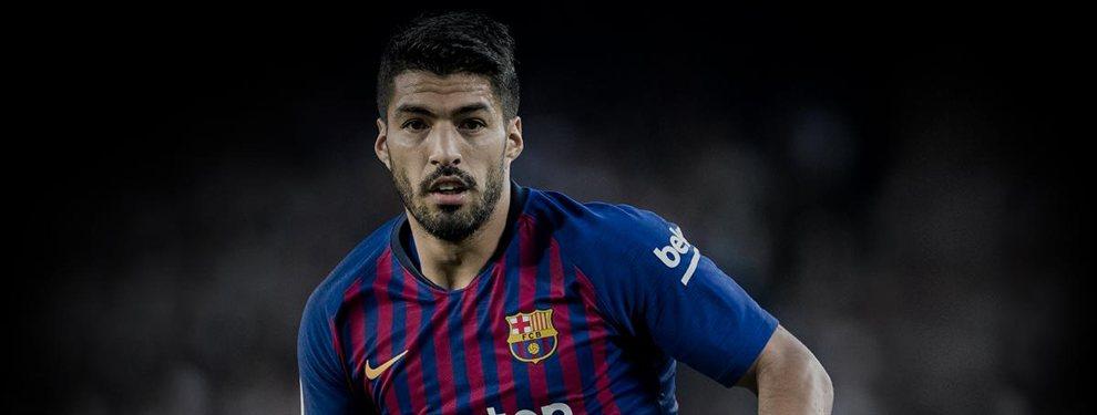 Edinson Cavani se ha ofrecido al Barça para ser el suplente de Luis Suárez, una opción que contemplan seriamente