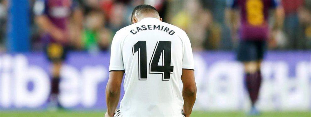 Zinedine Zidane quiere cargarse a Casemiro fichando a Tanguy Ndombélé, del Olympique de Lyon