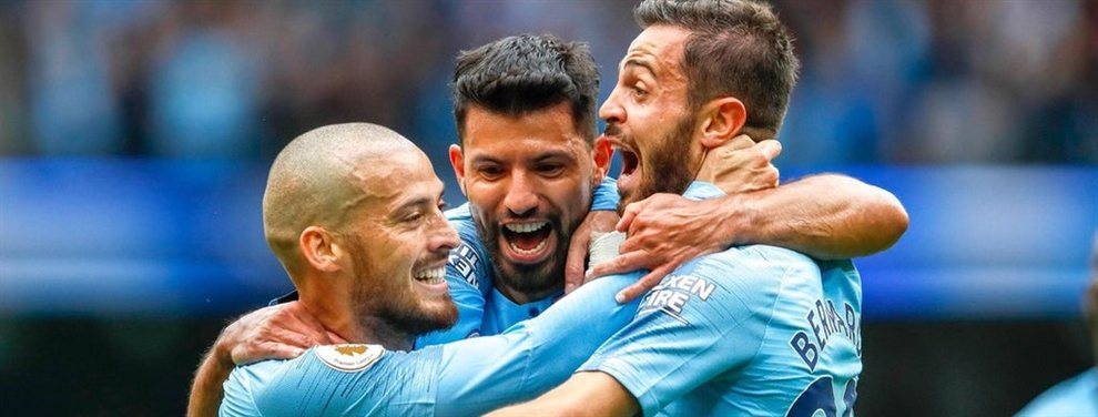 David Silva anunció que está será su última temporada en el Manchester City, donde lleva nueva años.