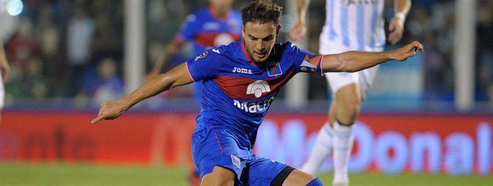 San Lorenzo sumaría dos refuerzos al equipo de Pizzi en las próximas horas: Menossi y Vergini.