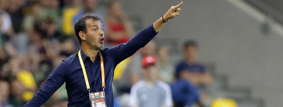 Fernando Batista confirmó que no convocará a futbolistas mayores de edad para los Juegos Panamericanos.