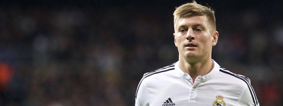 Toni Kroos anuncia la edad a la que le gustaría retirarse del Real Madrid y sería a los 33 años