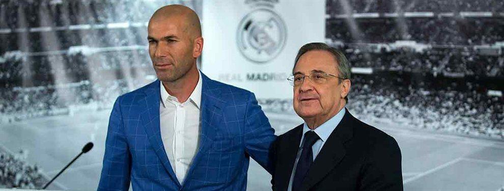 Mariano Díaz no quiere salir del Real Madrid y así se lo ha hecho saber a Zidane y Florentino Pérez