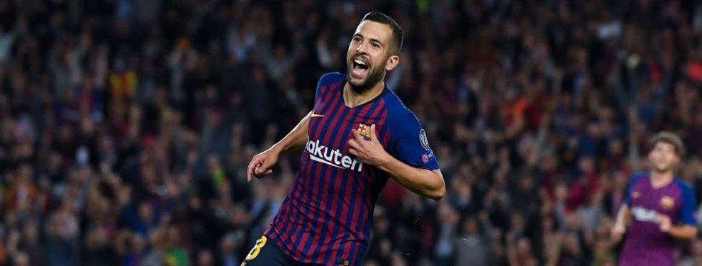 El Barça ha cerrado el fichaje de Diego Palacios, que será el relevo de Jordi Alba