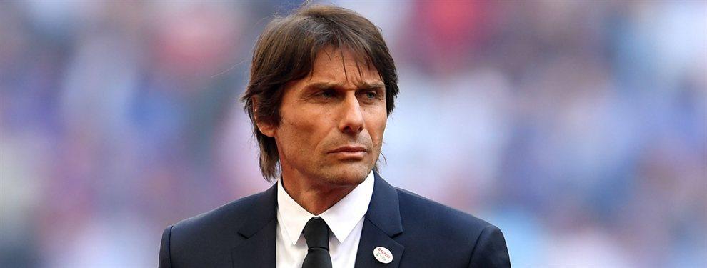 El Inter de Milán de Antonio Conte quiere a Arturo Vidal y ofrecería a Nainggolan a cambio