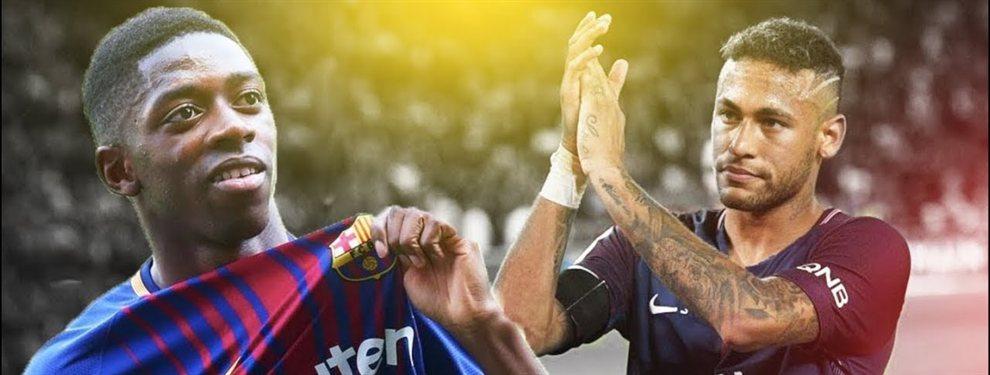 Ousmane Dembélé se niega a ir al PSG y prefiere recalar en el Bayern de Múnich, lo que dificulta el regreso de Neymar al Barça