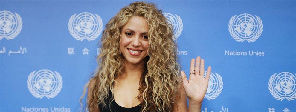 Shakira publicó un vídeo en el que sacaba un bikini a la venta, que no ha comprado nadie.