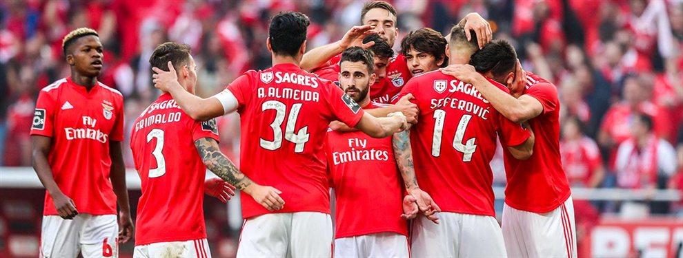 El Real Madrid cerrará la semana que viene la venta de Raúl de Tomás y Lucas Silva al Benfica