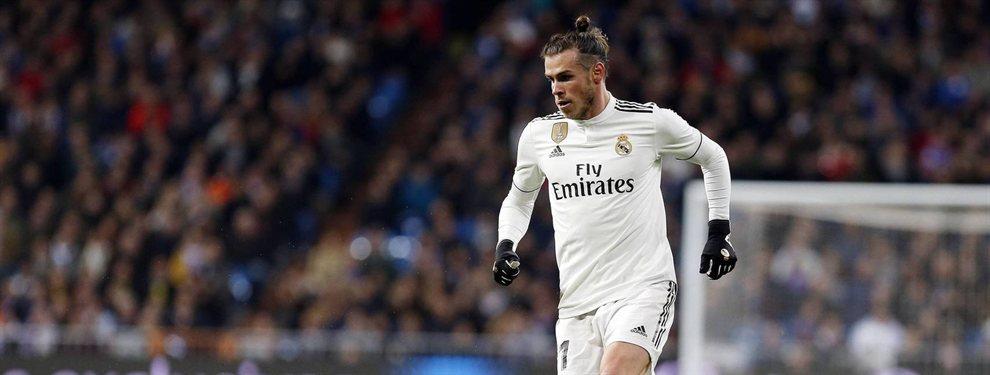 Gareth Bale no saldrá del Real Madrid si no le pagan lo que le queda de contrato