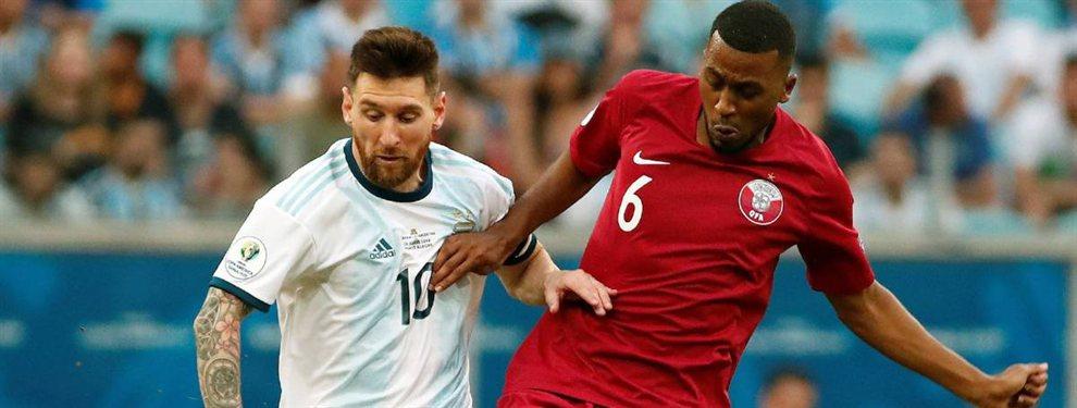 La Selección Argentina se enfrenta con Venezuela en los cuartos de final de la Copa América.